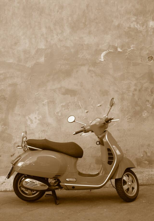vespa - Tuscan Weddings and Events