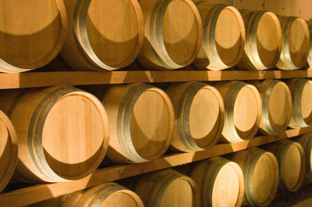 Wine Barrels- Tuscan Weddings and Events